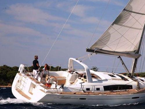Sailboat Beneteau Oceanis 50 Family · 2012
