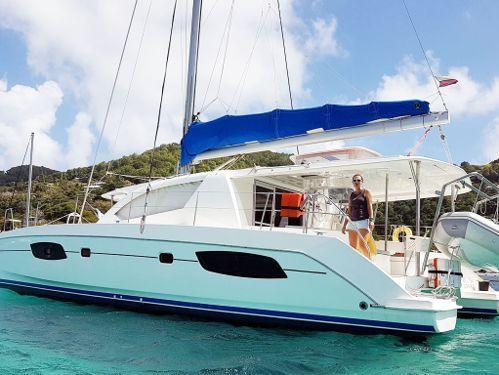 Catamaran Leopard 44 · 2011