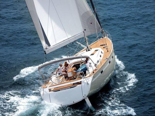 Zeilboot Bavaria Cruiser 45 · 2010