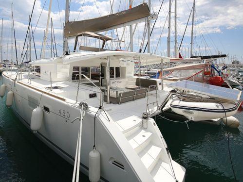 Catamaran Lagoon 450 F · 2014
