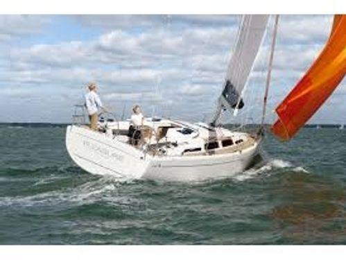 Barca a vela Hanse 345 (2013)