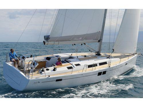 Sailboat Hanse 505 · 2016