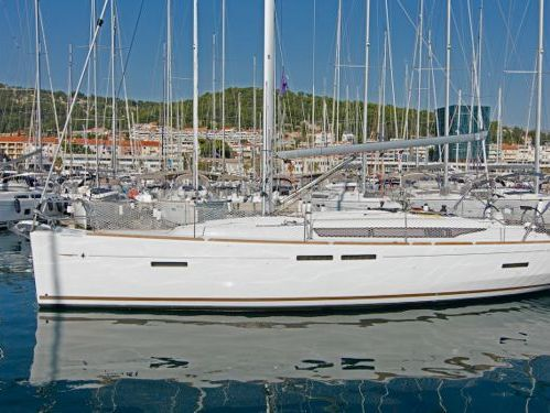 Barca a vela Jeanneau Sun Odyssey 419 · 2018
