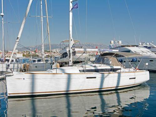 Barca a vela Jeanneau Sun Odyssey 389 (2016)