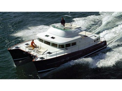 Catamarano a motore Lagoon Power 43 · 2002