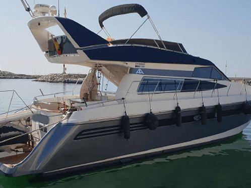 Motorboot Astondoa 58 GLX (1998)