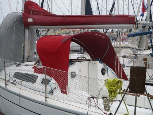 Barca a vela Jeanneau Sun Fast 26 (2003)