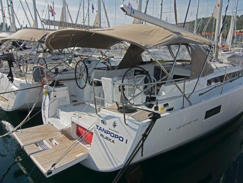 Barca a vela Jeanneau Sun Odyssey 440 · 2019