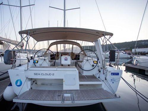 Barca a vela Dufour 412 Grand Large (2019)
