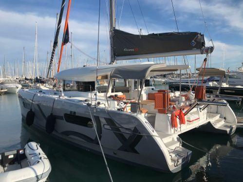 Catamarano Excess 12 · 2020