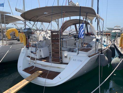 Segelboot Jeanneau Sun Odyssey 45 (2007)