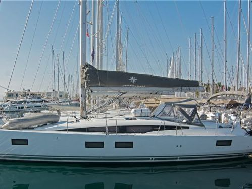 Barca a vela Jeanneau 51 (2018)