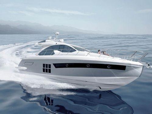 Barco a motor Azimut 55 S · 2015