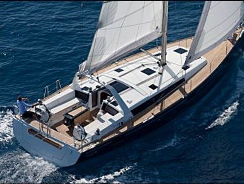 Sailboat Beneteau Oceanis 48 · 2018