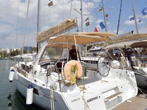 Segelboot Beneteau Oceanis 41.1 · 2018
