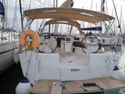 Segelboot Jeanneau Sun Odyssey 449 · 2018