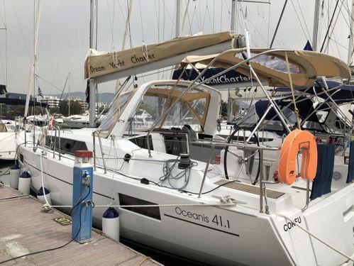 Segelboot Beneteau Oceanis 41.1 (2018)
