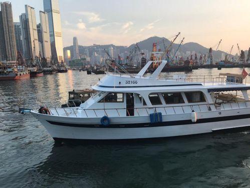 Motorboat Custom Build Luxury · 2000