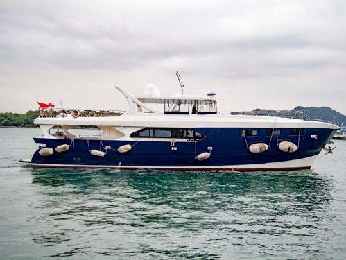 Barco a motor Custom Build Luxury · 2010
