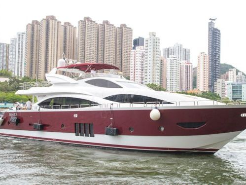Motorboat Custom Build Luxury · 2012