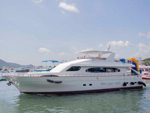 Motorboat Custom Build Luxury · 2009