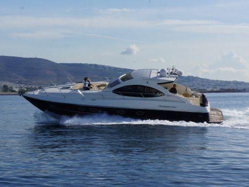 Motorboat Bruno Abbate Primatist G41 · 2007