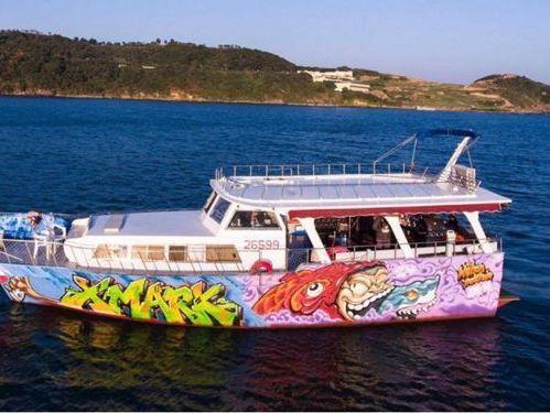 Motorboat Custom build · 2002
