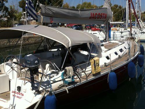 Sailboat Alfa 51 · 2004