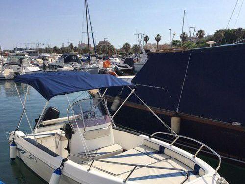 Speedboat Saver 540 CF · 2008