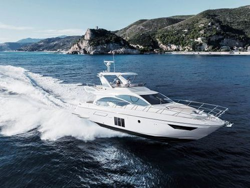 Motorboat Azimut 54 · 2013