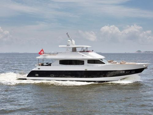 Motorboat Custom Build Luxury · 2011