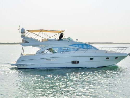 Imbarcazione a motore Majesty 50 Fly (2009)