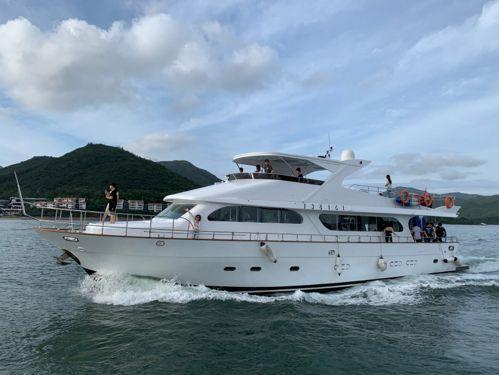 Motorboat Custom Build Luxury · 2003