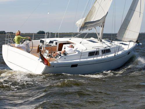Sailboat Hanse 385 (2010)