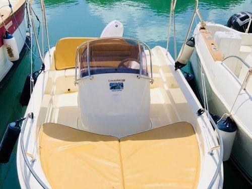 Speedboot Ranieri 19 S · 2021