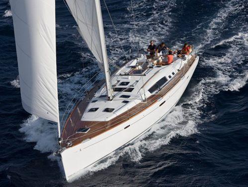 Sailboat Beneteau Oceanis 54 · 2010