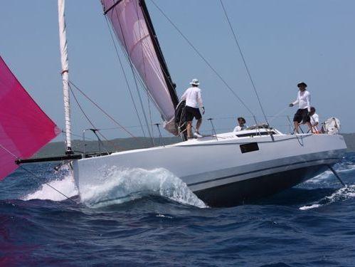 Barca a vela Pogo 12.50 · 2015