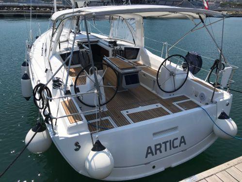Zeilboot Beneteau Oceanis 41.1 (2020)