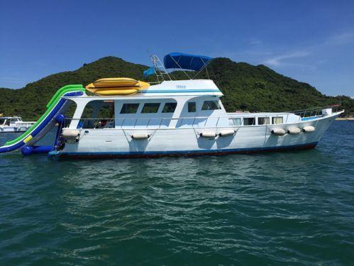 Motorboat Custom build · 2003