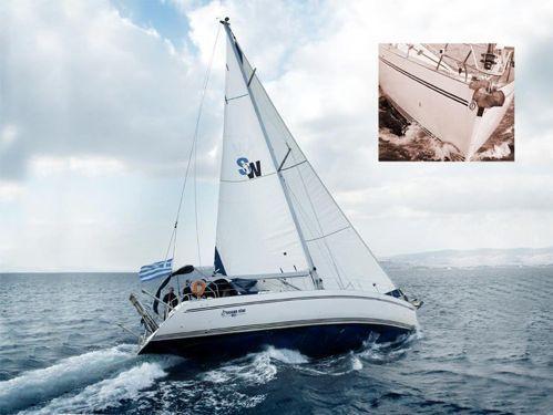 Sailboat Ocean Star 56.1 · 2007