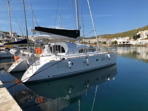 Catamarano Lagoon 380 (2019)