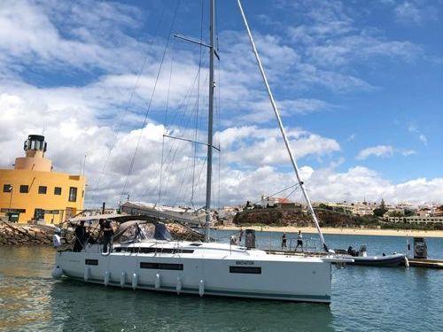 Barca a vela Jeanneau Sun Odyssey 440 (2019)