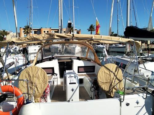 Segelboot Jeanneau Sun Odyssey 440 · 2019