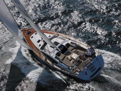 Barca a vela Jeanneau 57 (2010)