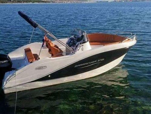 Sportboot Barracuda 545 Open · 2019