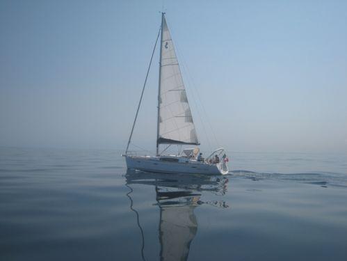 Segelboot Beneteau Oceanis 40 (2009)