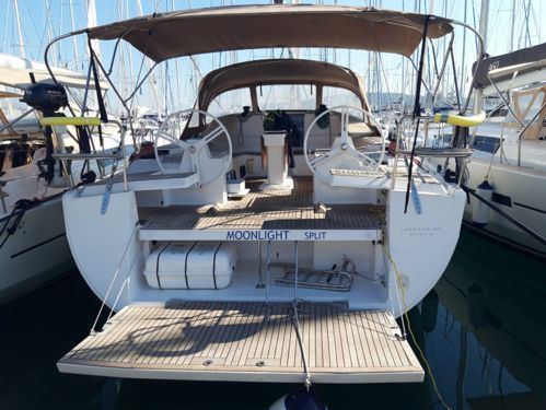 Barca a vela Elan Impression 50 · 2015
