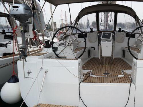Sailboat Jeanneau Sun Odyssey 449 · 2017
