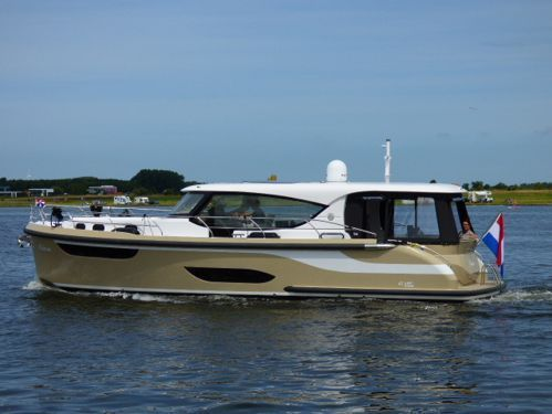 Motorboat Jetten 42 MPC (2019)