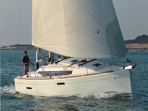 Barca a vela Jeanneau Sun Odyssey 379 (2015)
